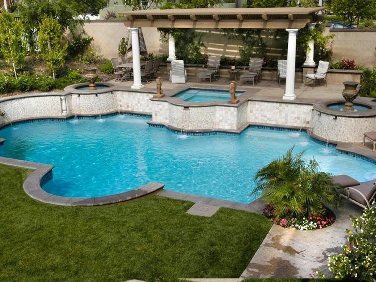 #Gartenterrasse Sommertage Im Garten Pool Originelle Ideen #decor #garten # Ideen #dekoration