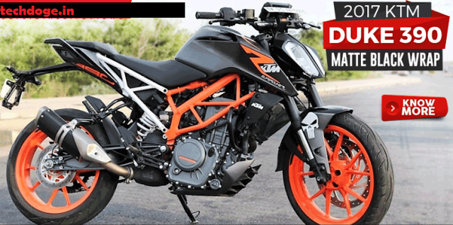 Latest 2017 KTM Duke 390 : Price Specifications New Colors Engine ...