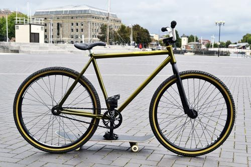 grime 26 fixed bike pinterest products goats and yellow