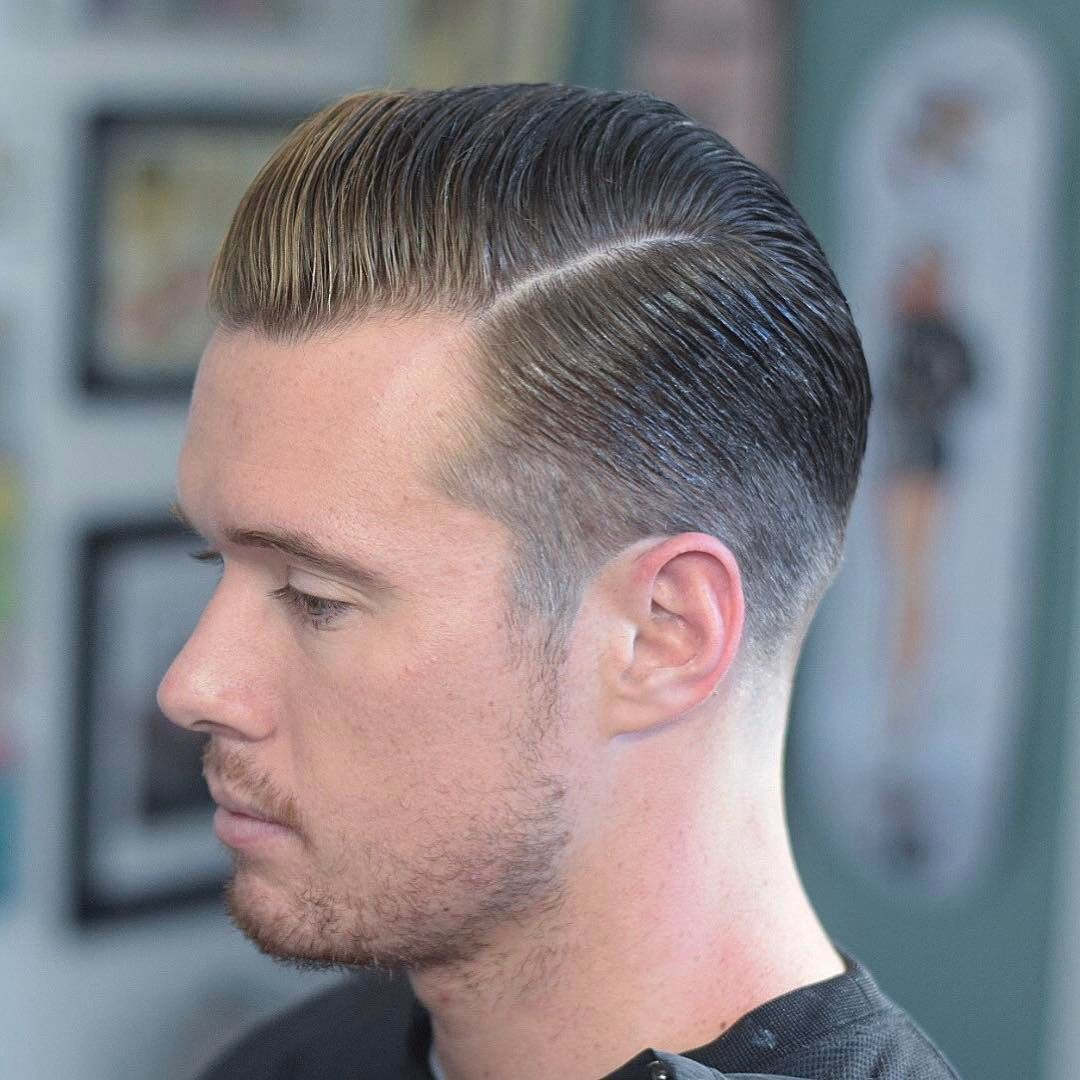 nice 55 vintage 1920's hairstyles for men - classic looks for