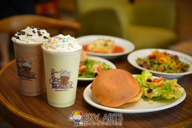 The Coffee Bean 50th Birthday New Menu Special Drinks In Malaysia Outlet Food New Menu Yummy Food