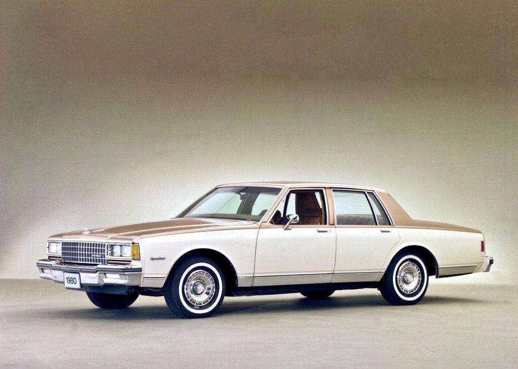 1980 Chevrolet Caprice Caprice Classic Chevrolet Caprice Old