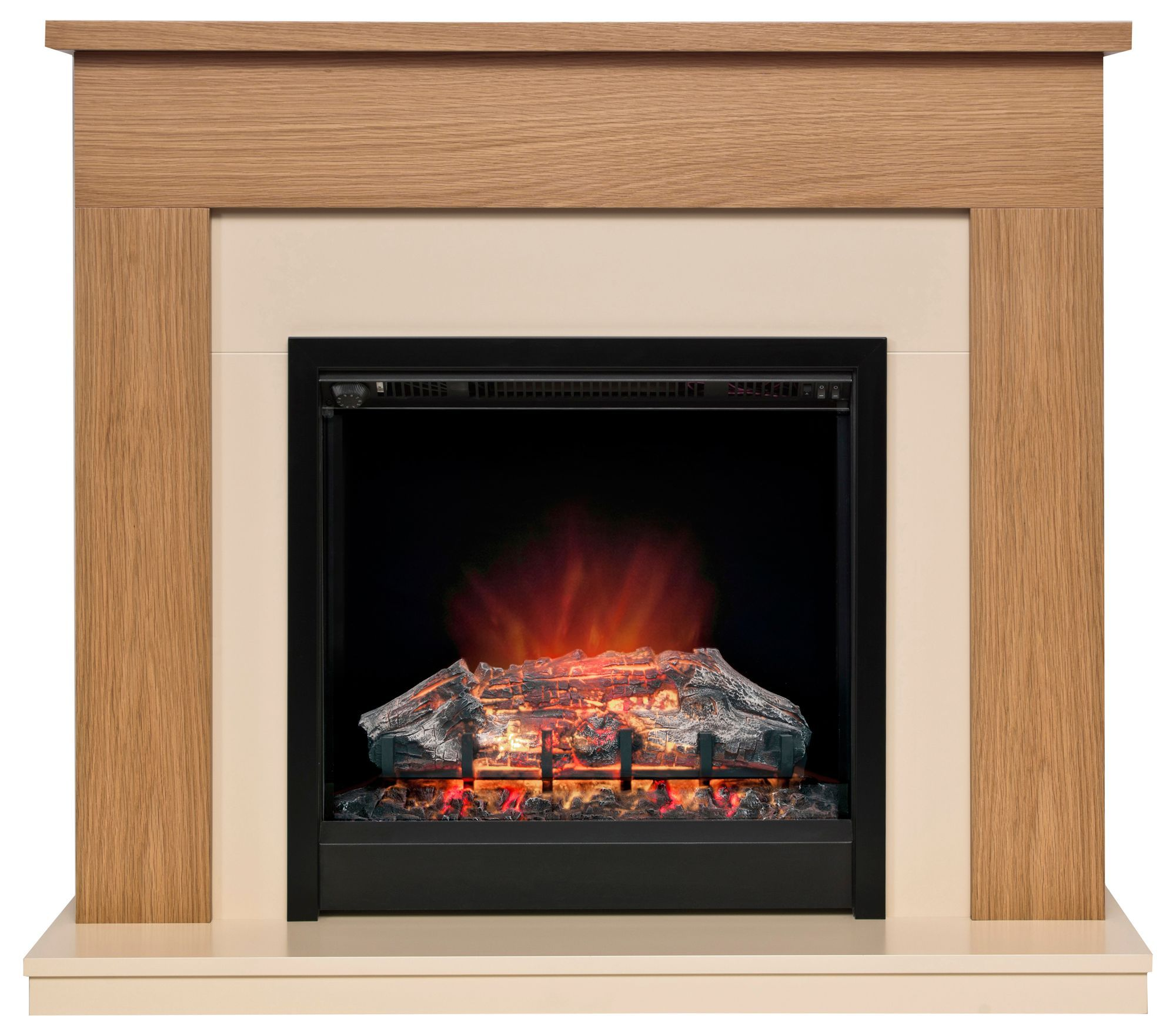 Be Modern Blakemere Led Display Electric Fire Suite Departments Diy At B Q Electric Fire Suites Electric Fires Stone Electric Fireplace