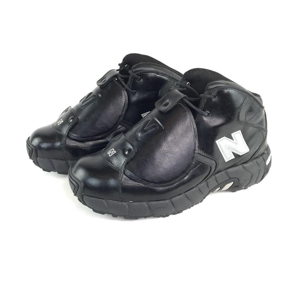 brand new 511c7 bb2f3 New Balance 450 Dunham Men s Black Umpire Plate Shoes MU450MK Size US 13 UK  47.5  fashion  clothing  shoes  accessories  mensshoes  casualshoes (ebay  link)
