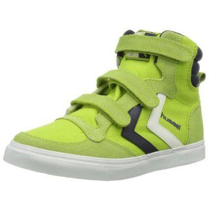 HUMMEL STADIL JR CANVAS HIGH 63-634-7359, Unisex-Kinder Sneaker, Blau (BRILLIANT BLUE), EU 26 http://www.javari.de/HUMMEL-63-634-7359-Unisex-Kinder-Sneaker-BRILLIANT/dp/B00FLQKM0Q/ref=cm_sw_r_pt_dp