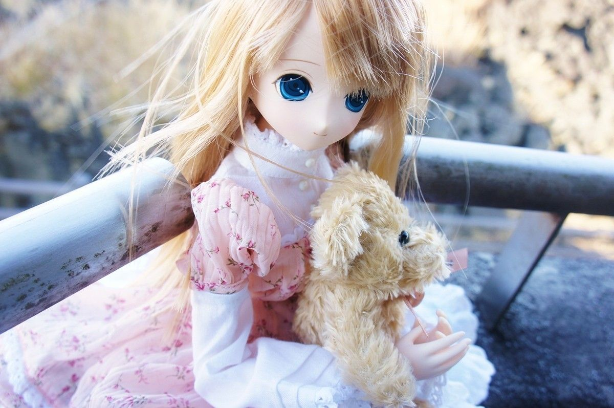 Nice whatsapp dp of barbie doll teddy full hd image - Nice doll wallpaper ...