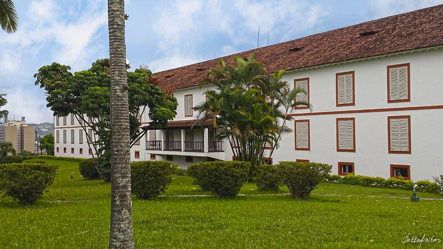 Hotel Bela Vista, em Volta Redonda - RJ.