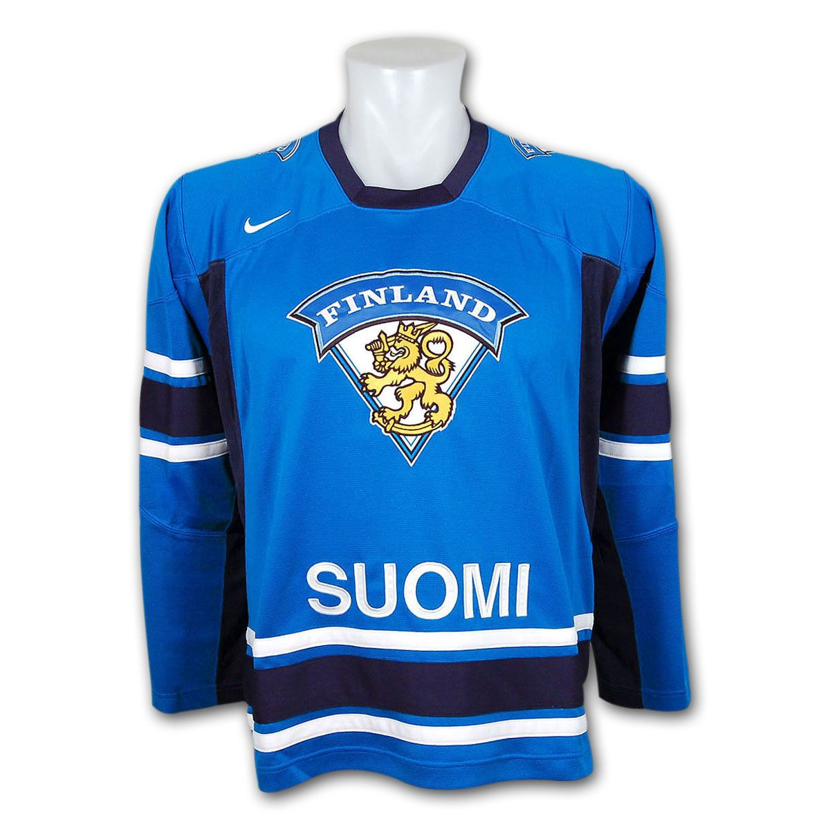 a40cd3d25175e Team Finland Jersey. I have the same one, but the maincolor's white ...