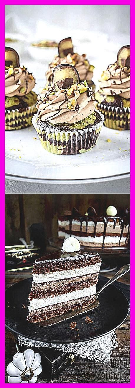 Photo of Schokoladen-Erdbeer-Cupcakes  Wunderbar Cremig  Himmlisch