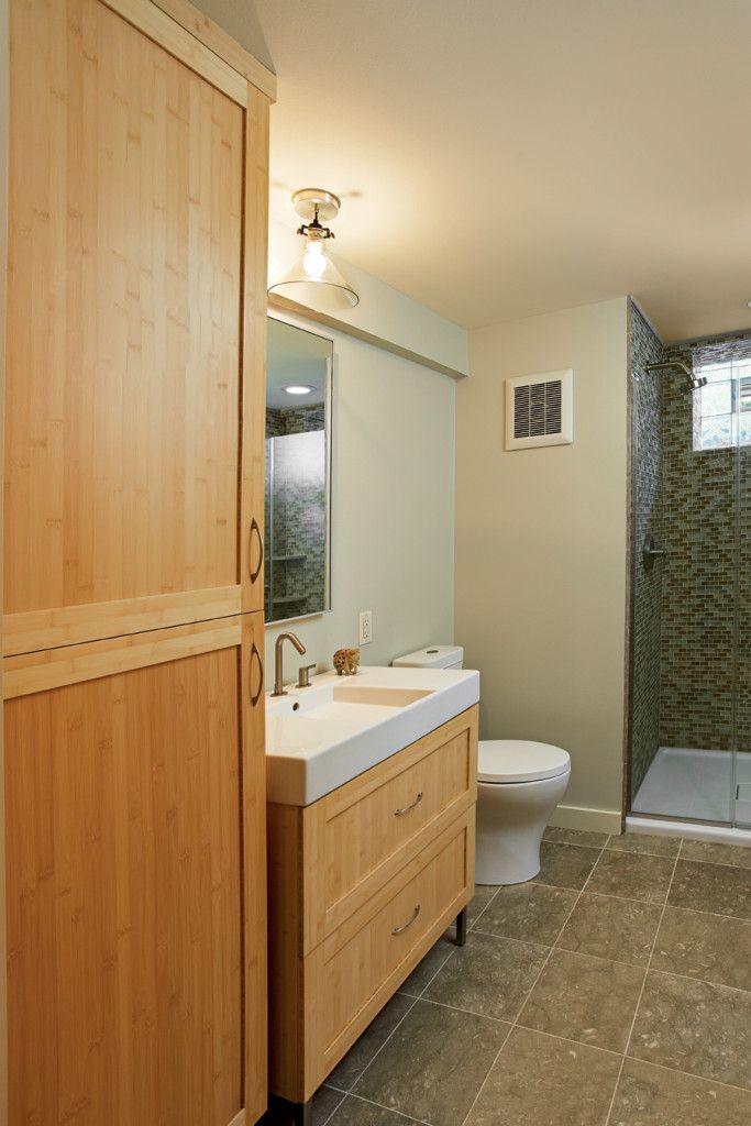 Inexpensive Basement Bathroom Ideas # ...