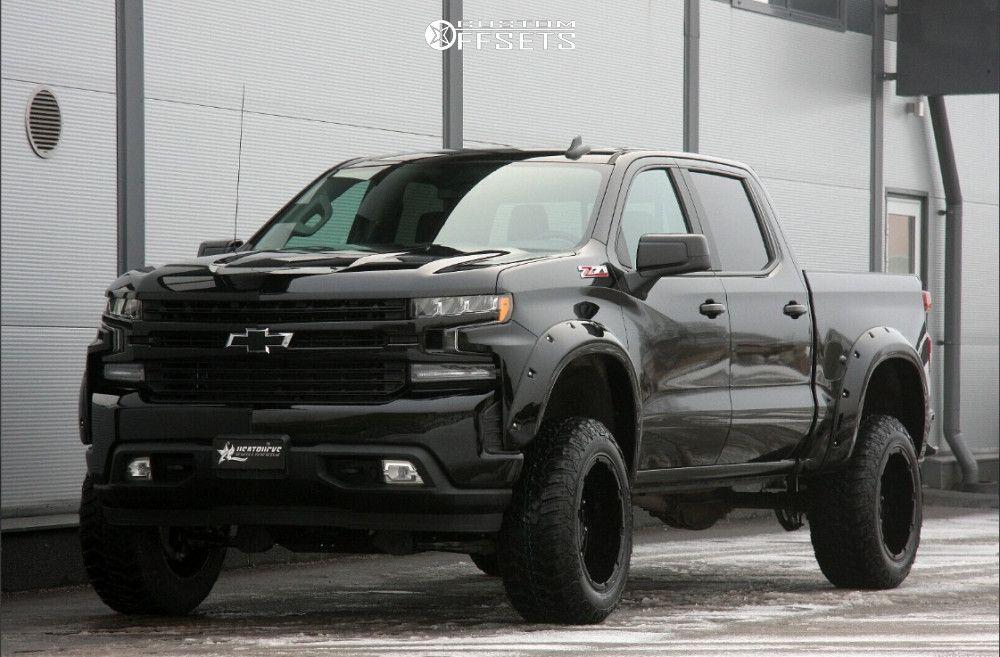 1 2020 Silverado 1500 Chevrolet Rough Country Suspension Lift 6in Black Rhino Combat Black In 2020 Chevy Trucks Silverado Chevrolet Silverado Lifted Chevy Trucks