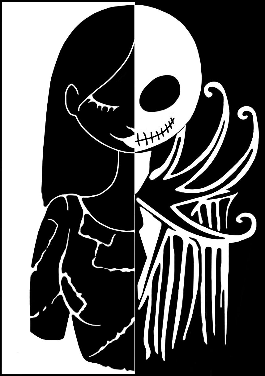 Now. N . Forever. Simply. Meant. To.be.1993 | Nightmare Before ...