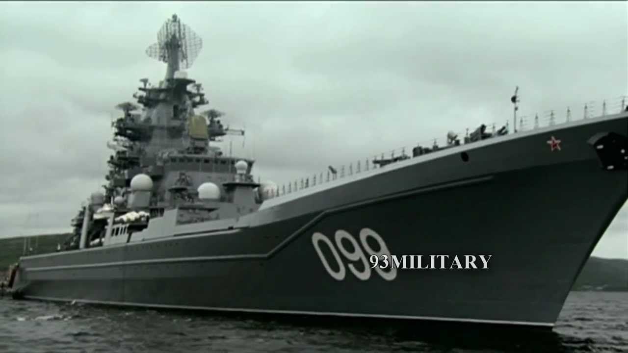 kirov class battlecruisers