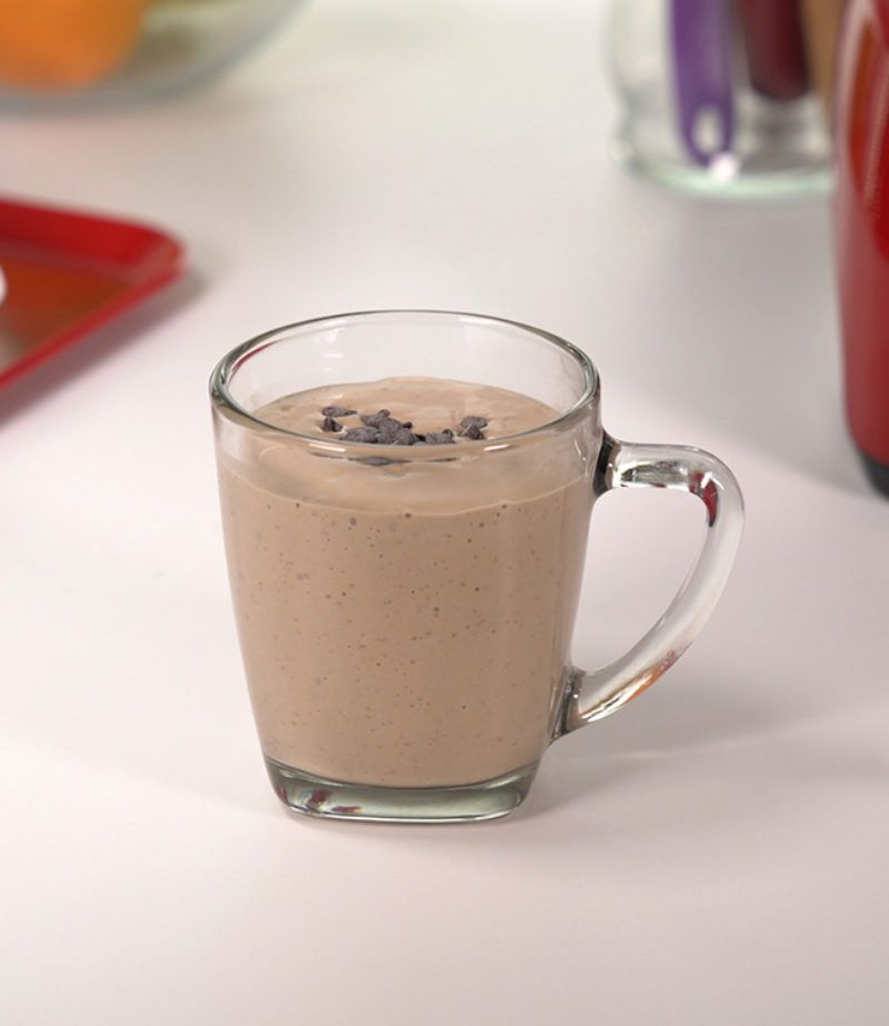 Energy Almond Coconut Mocha Latte (With Images)
