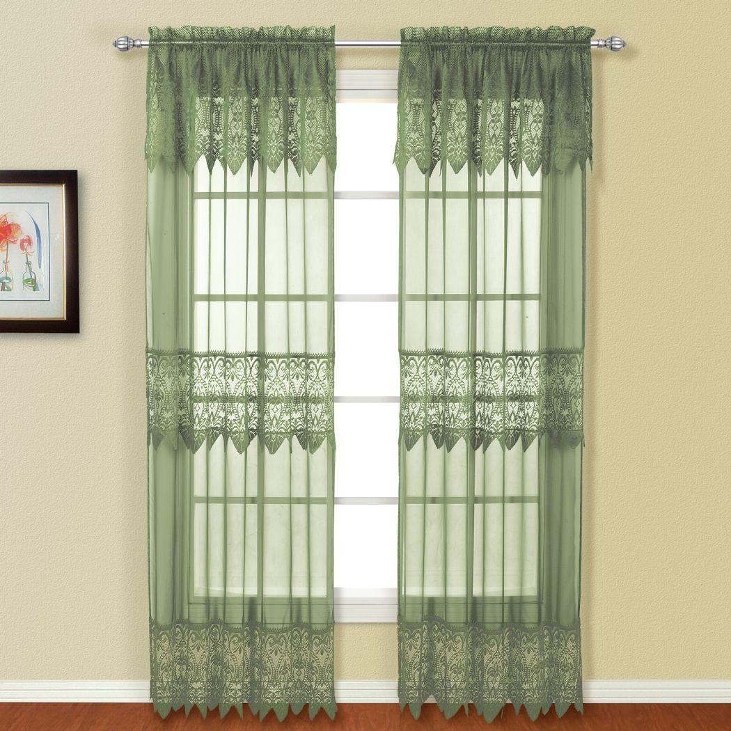 sage cream green home design ideas and curtain curtains