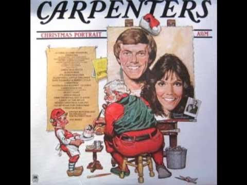 Carpenters Christmas Portrait.Carpenters Christmas Portrait Full Album Christmas