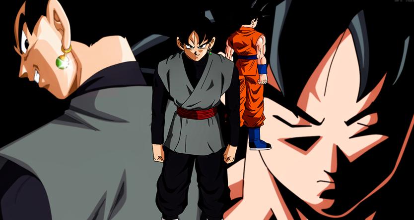 Dragon Ball Super Black Goku Transforms Into Stronger Saiyan Form ...