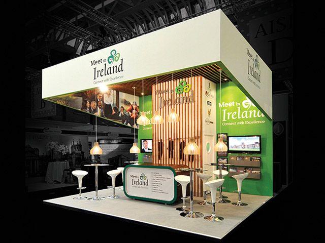 Exhibition Stand Design Northern Ireland : Exhibitionstand for tourism ireland square meal venues