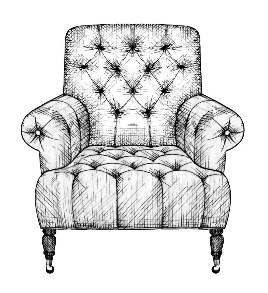 Pin On Chairs From Pattern Book Of Upholstery