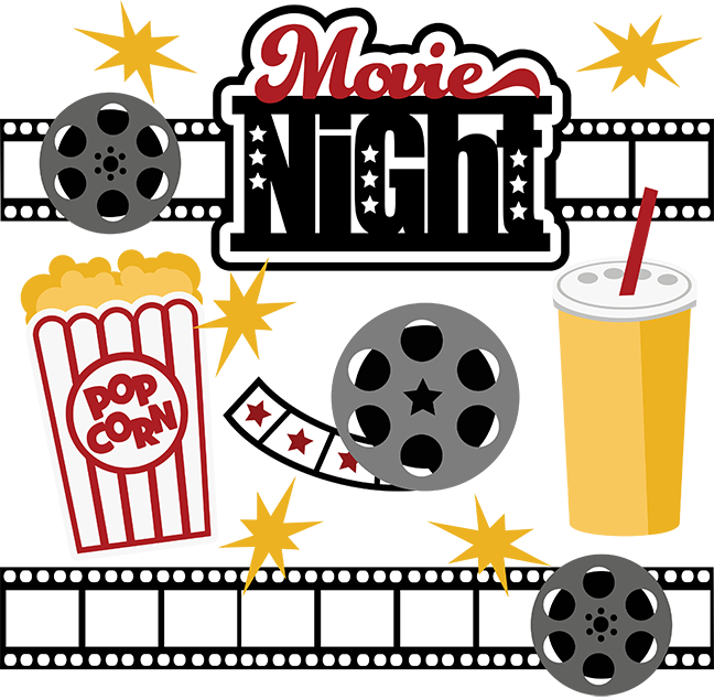 Hollywood Blockbusters Clip Art