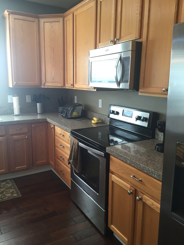 Updated Oak Kitchens - #honeyoakcabinets - Updated oak ...