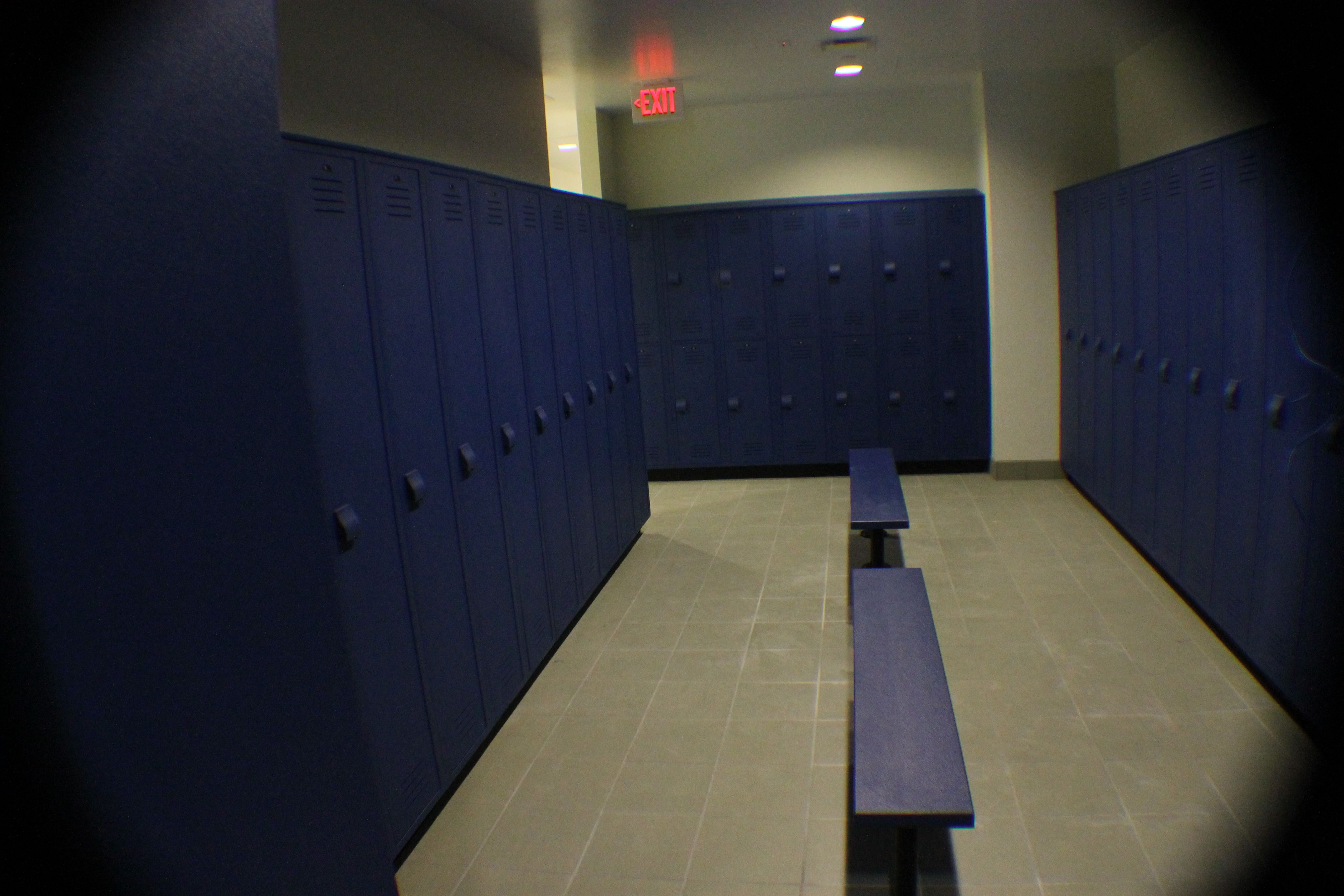 Beach Rescue Locker Room With Images