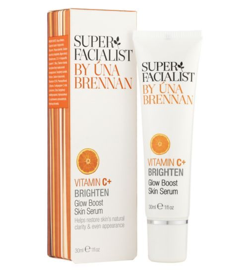 super facialist vitamin c glow boost skin serum 30ml