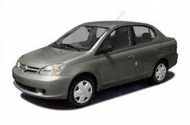 2003 Toyota Echo Toyota Echo Toyota Car Rental Company