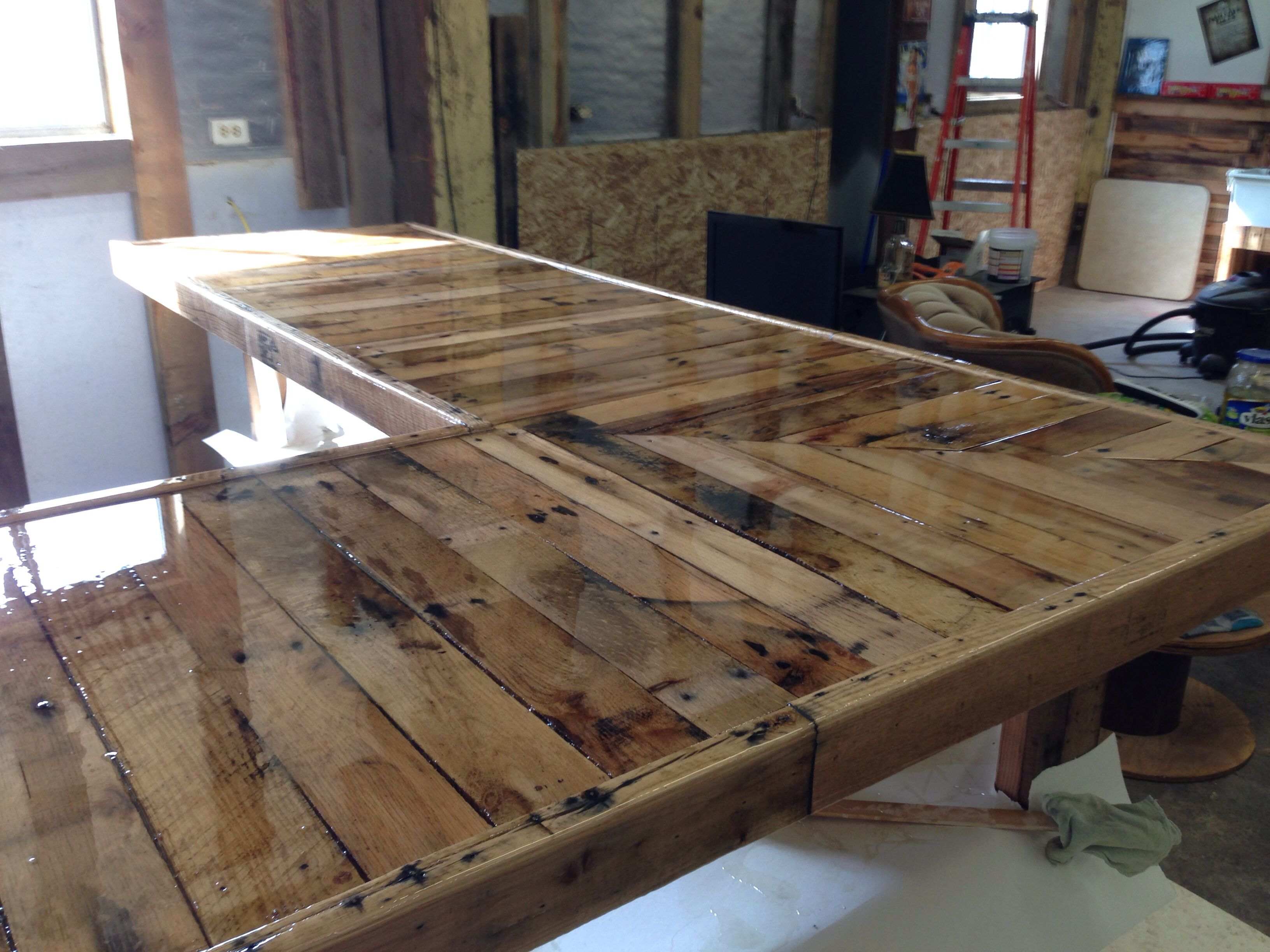 Epoxy Resin Top Wood Bar Top Wood Bars Resin Countertops