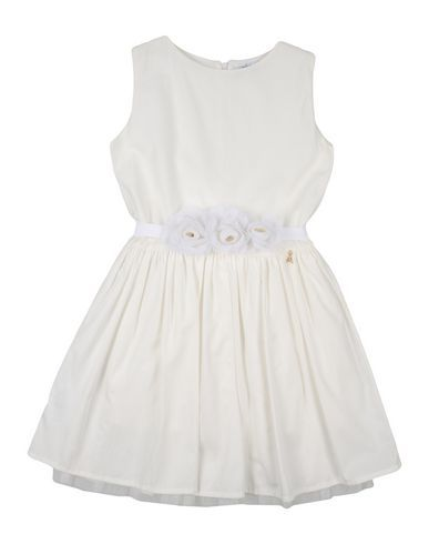 PATRIZIA PEPE Girl's' Dress White 8 years
