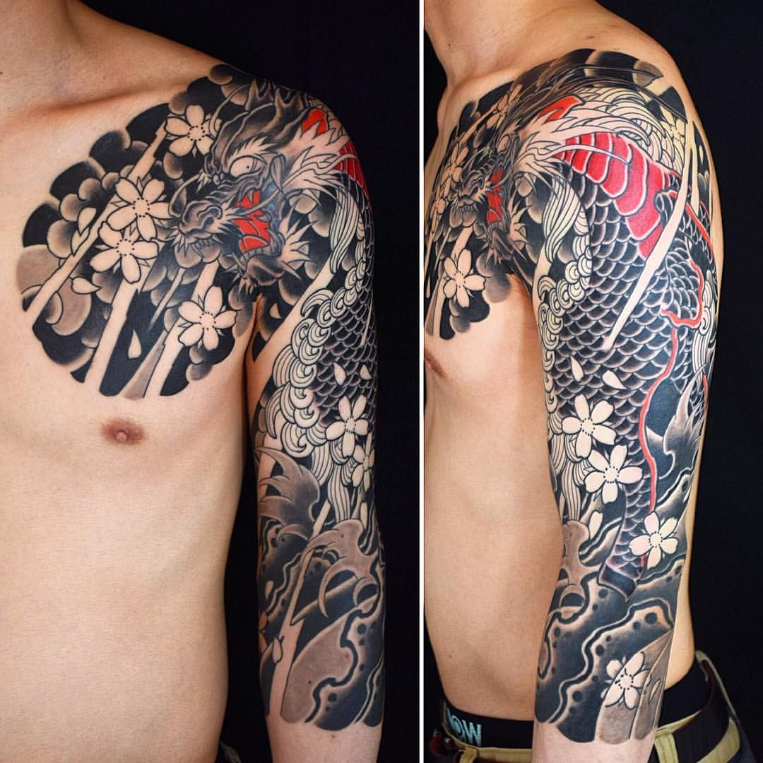 Pin by MJ Jones on style . mj in 2020 Japanese sleeve