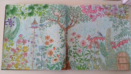 Jardim Secreto - Johanna Basford