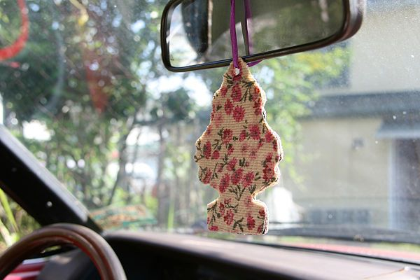 Make a Car Air Freshener - wikiHow