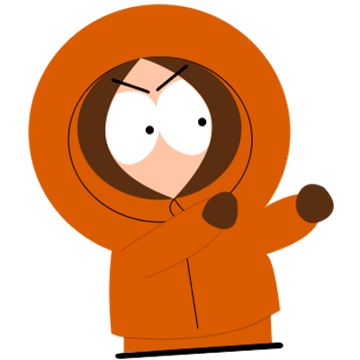 Southpark Character Freetoedit Remixit South Park Characters Kenny South Park South Park