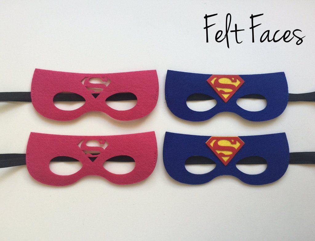 Superhero Party Masks, Superhero Themed Party Ideas