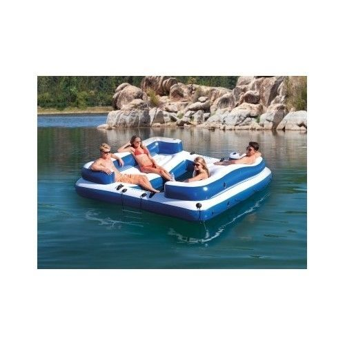 Water Raft Inflatable Lounge Seating