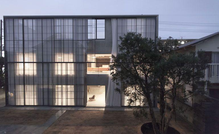 Shingo Masuda Katsuhisa Otsubo Architects Architects Facades