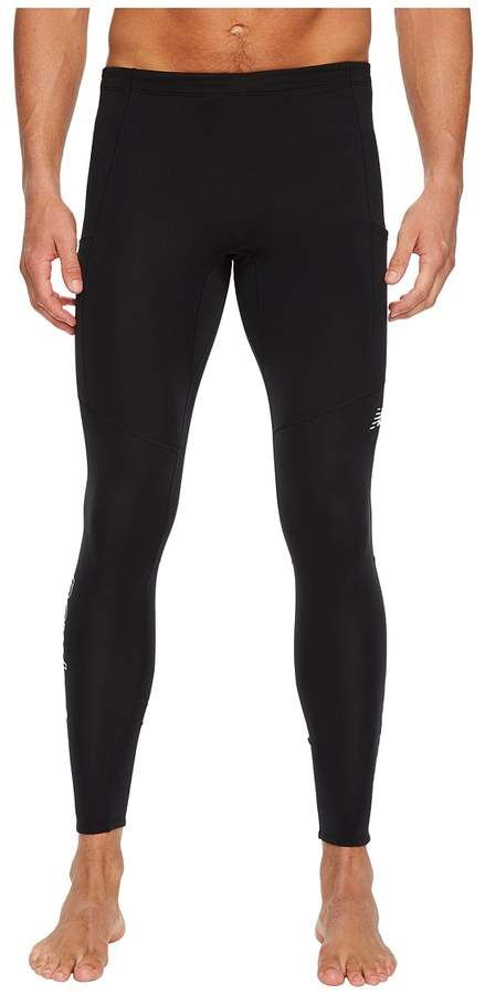 8089e2065867a New Balance NB Heat Tights Men's Workout | Products | Mens tights ...