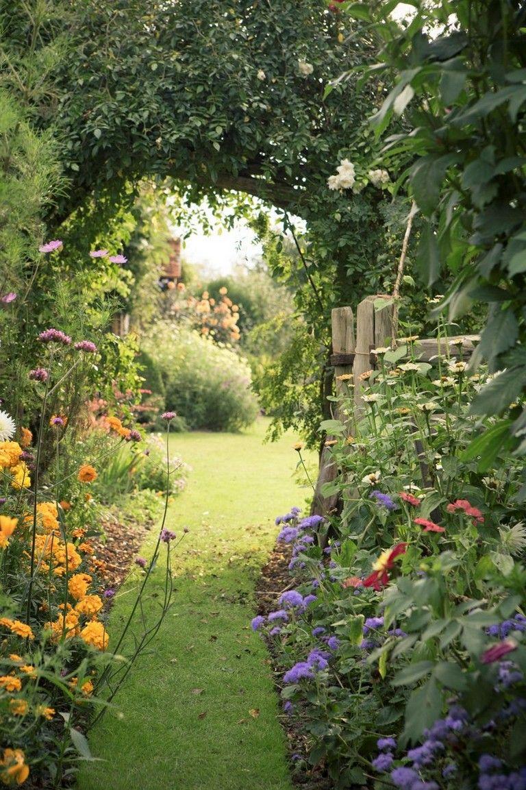 35 Beautiful Diy Cottage Garden Ideas From Pinterest Beautiful