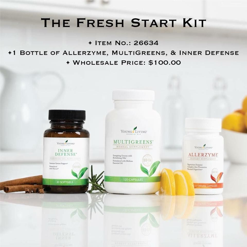 I LOVE Young Living Essential Oils and Oil Infused