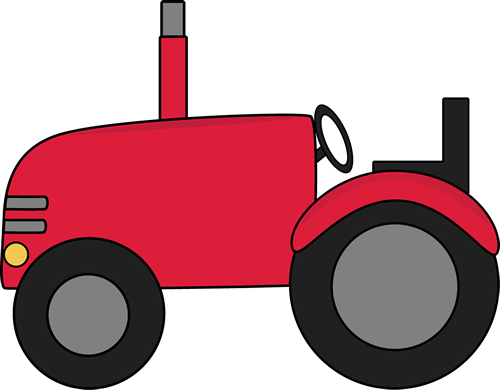 free tractor clip art tractor clip art image red tractor clip rh pinterest com free vintage tractor clipart free vintage tractor clipart