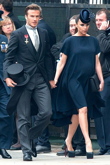 42a85c8f497 That s one of the most fashionable funeral OR pregnancy outfits...let alone  together. Well done!
