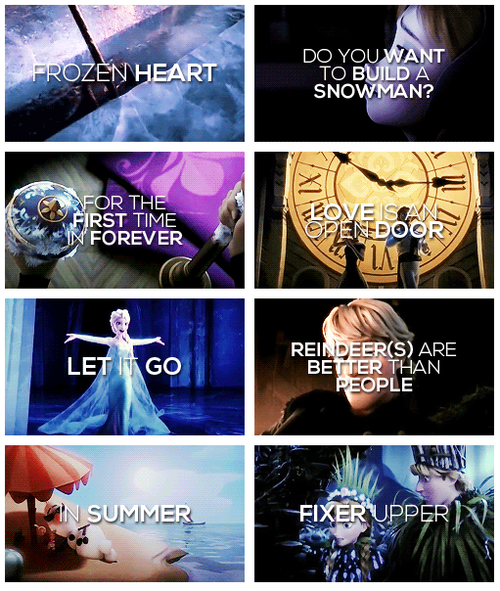 frozen   Tumblr shared by Dahi18💙 on We Heart It