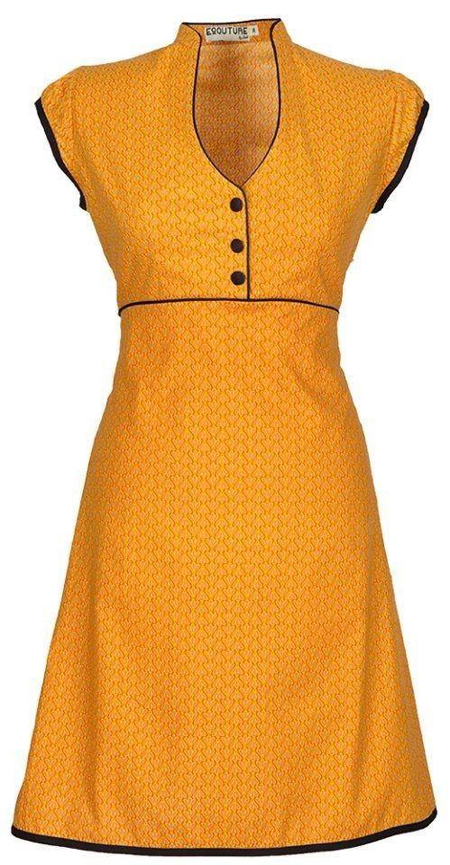 colorblock | Vestidos casuales para señoras, Moldes de