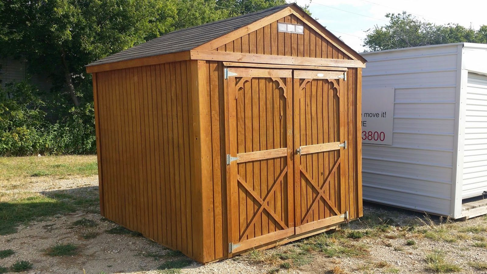 Merveilleux Fort Worth Lelandu0027s: 8u0027x 8u0027 Repo Utility Shed On Sale. Rent To Own, Or .
