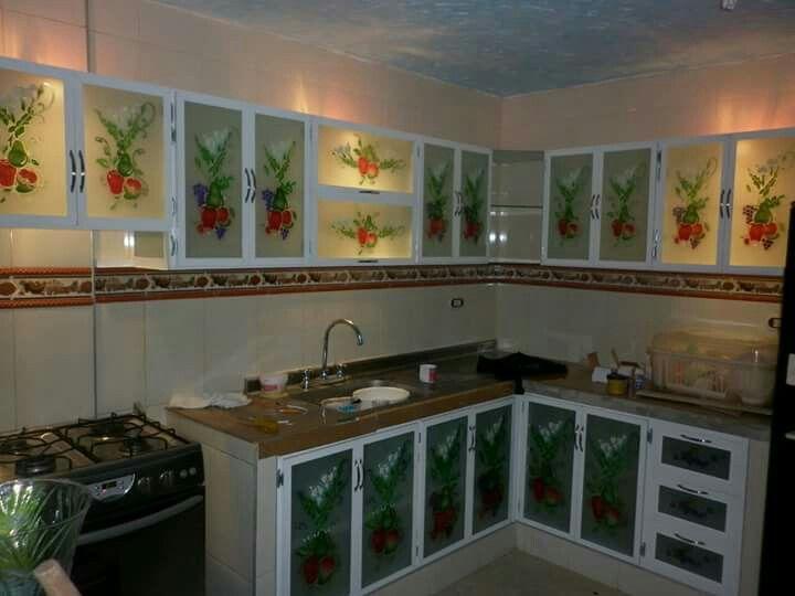 Cocina pvc