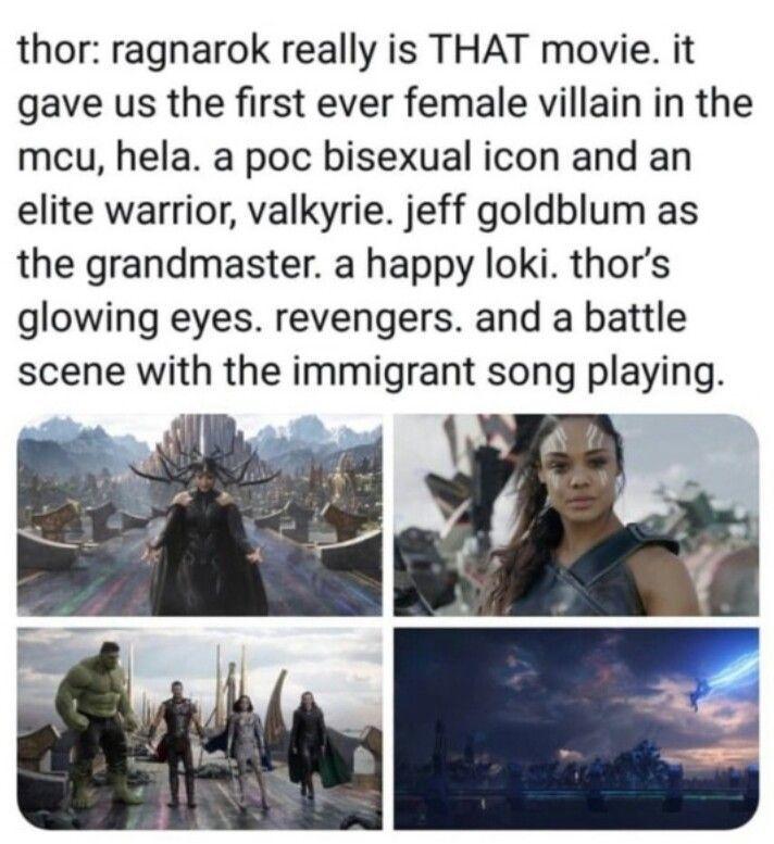 Eine fröhliche Loki, Thors leuchtende Augen- und Kampfszene mit Liedern von Einwanderern ... - #AUGEN #Eine #Einwanderern #fröhliche #Kampfszene #leuchtende #Liedern #Loki #mit #Thors #und #von #scenesfrommovies