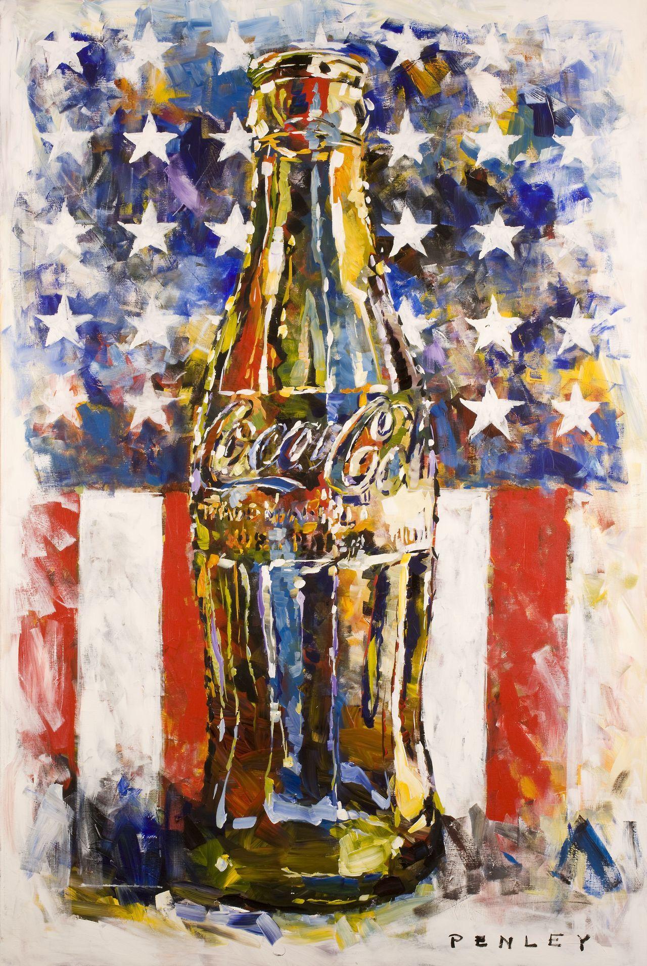 #America the Beautiful ~ COCA COLA