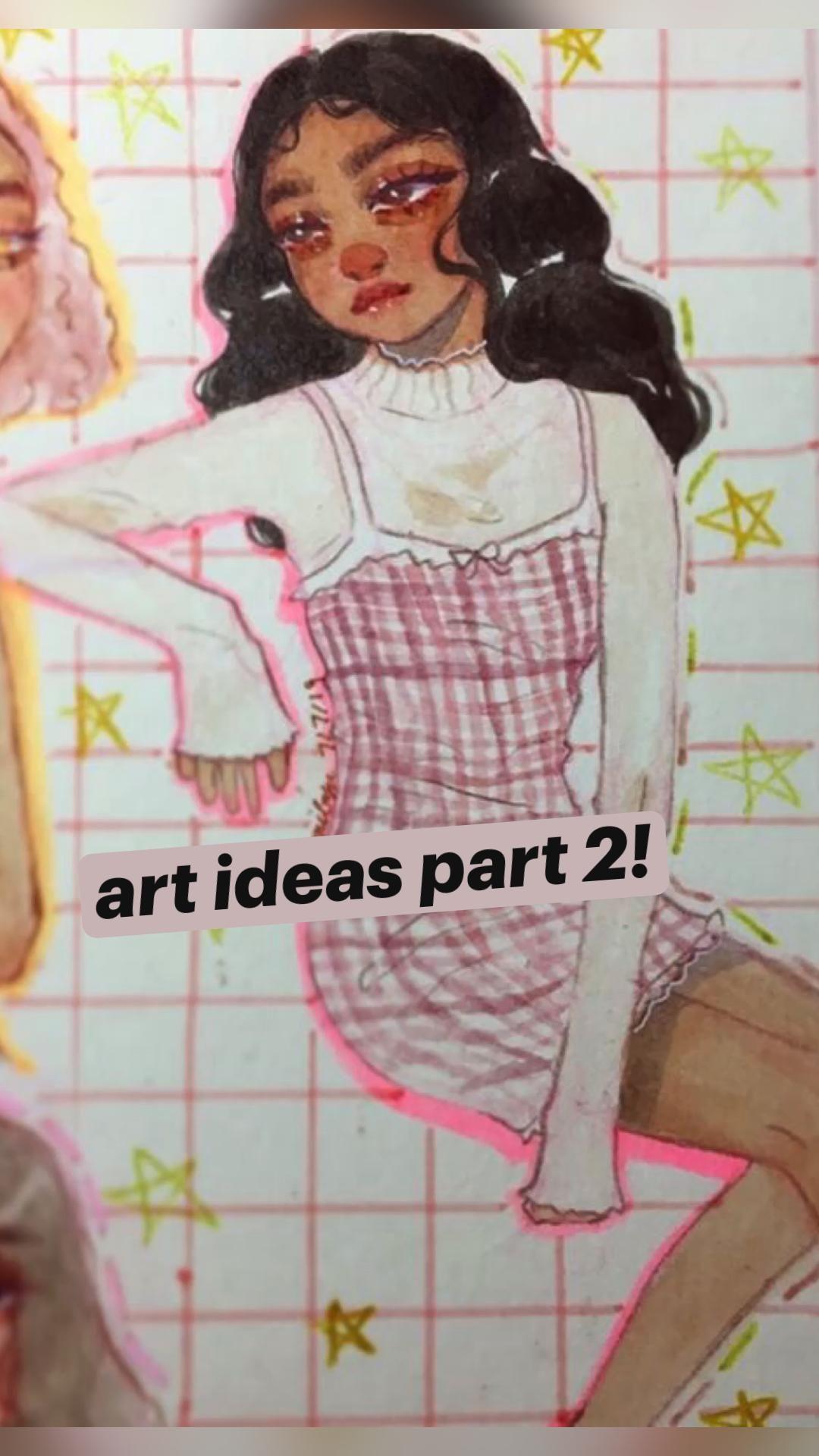art ideas part 2!