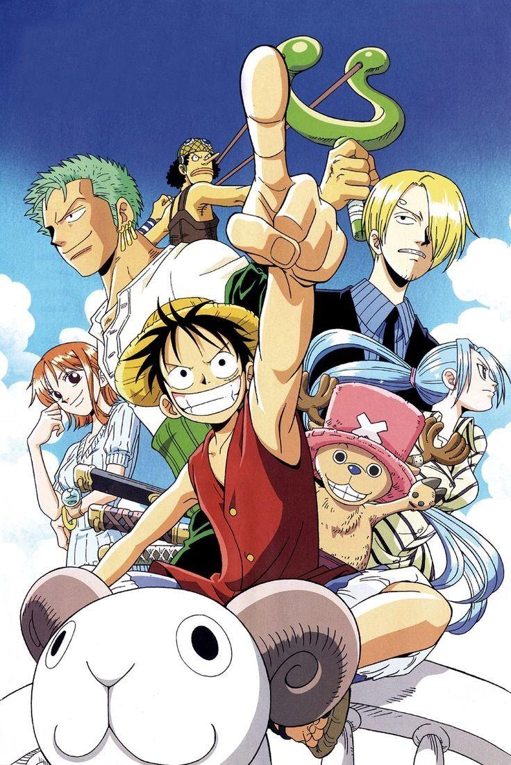 One Piece アニメ, ロー ルフィ, 画